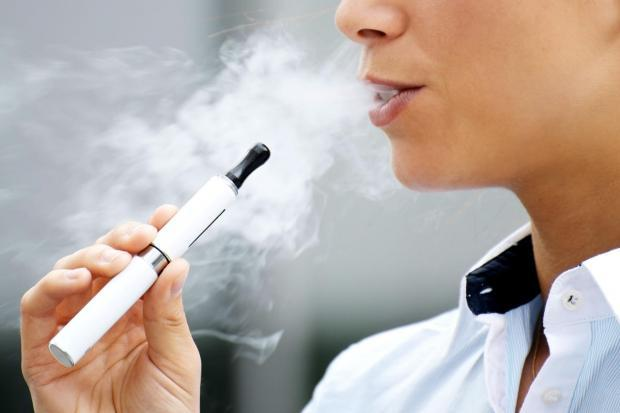 What electronic cigarette has no nicotine