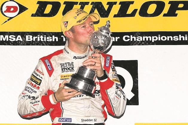 Gordon Shedden is aiming to retain his British Touring Car Championship title.