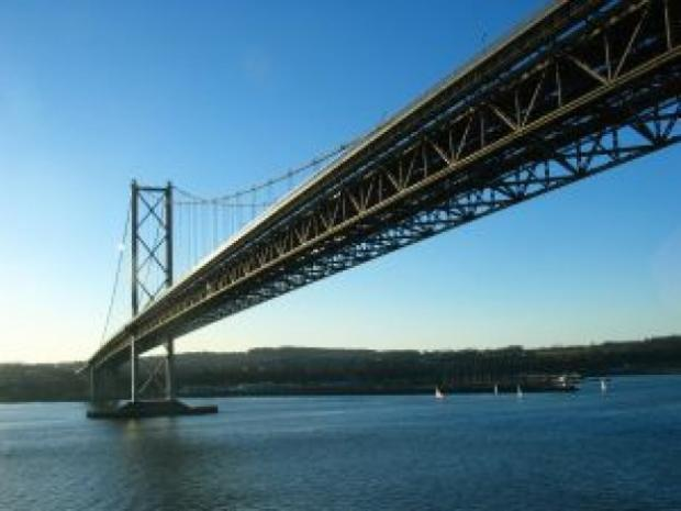 A year's worth of roadworks on the Forth Road Bridge will start on November 12 and cost £5.9 million.