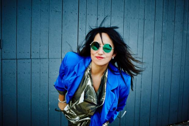KT Tunstall will be playing at the Alhambra Theatre in Dunfermline on October 28 2016.