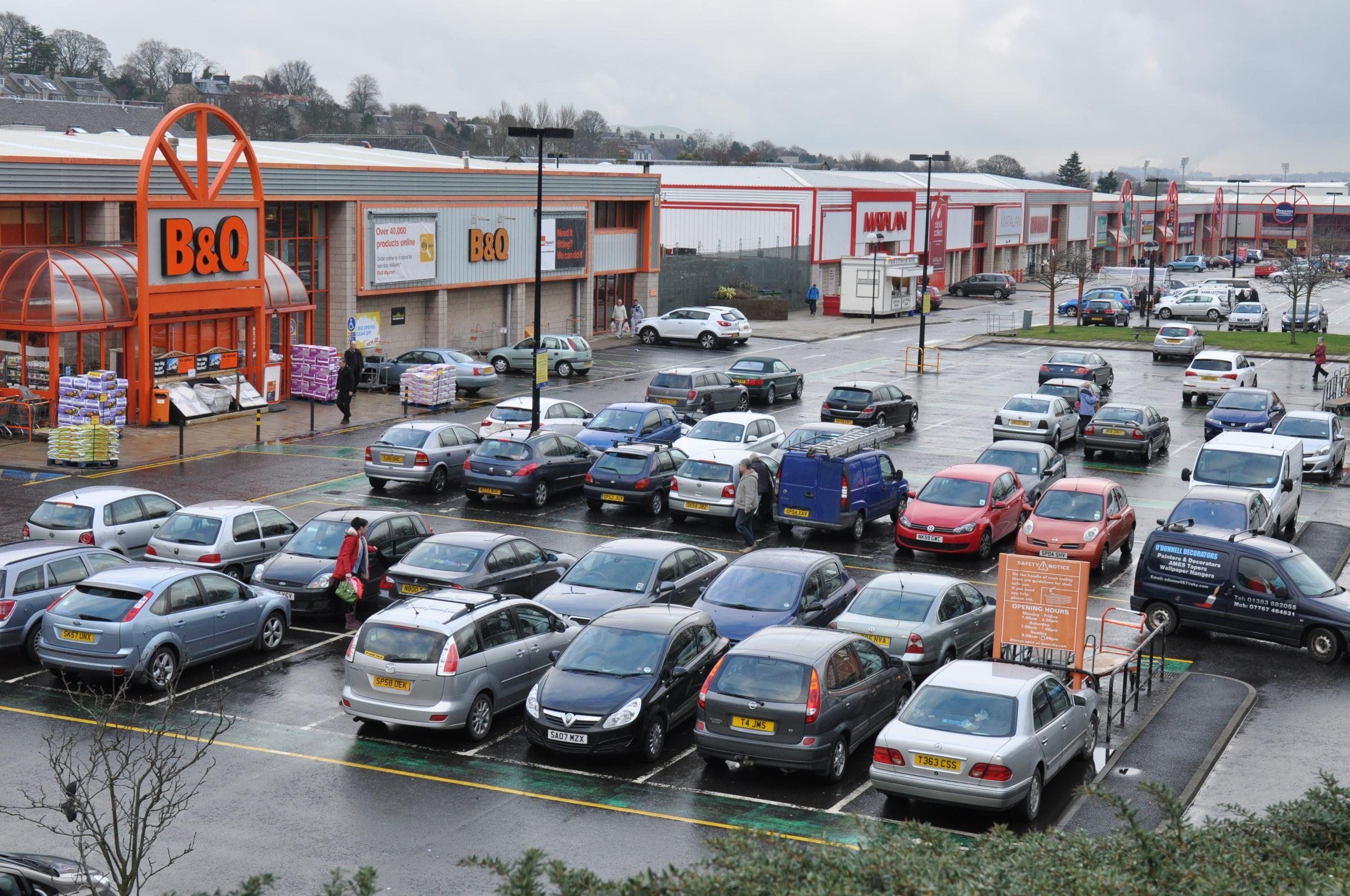 OPINION: Poor driving and ignorance in car park is an 'accident waiting to happen'