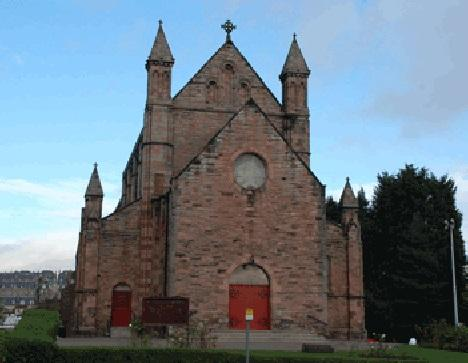 There will be changes at catholic churches in West Fife, including St Margaret's in Dunfermline.