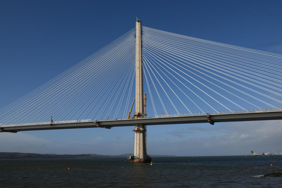 Minister to provide update on Queensferry Crossing amid speculation new bridge opening has been delayed