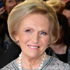 Dunfermline Press: Mary Berry gets her gardening gloves on for the Chelsea Flower Show