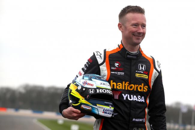 Shedden vows to bounce back