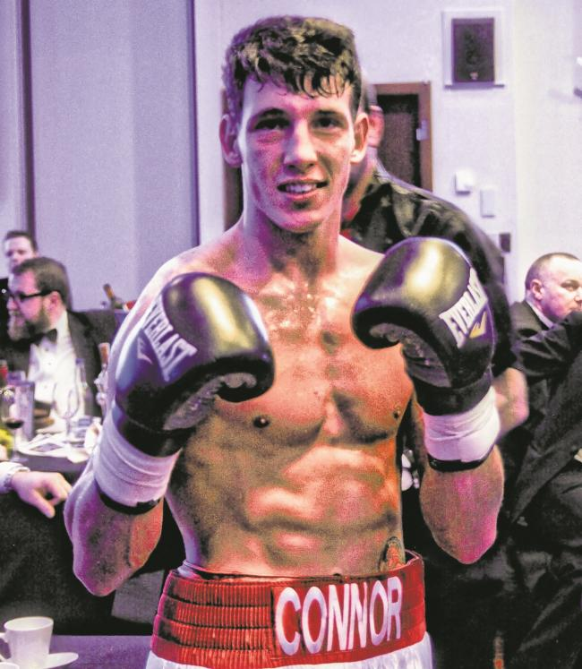Tributes have been pouring in for Kelty boxer Connor Law overnight.