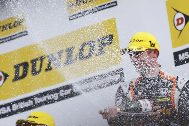 Champion Gordon Shedden leads this year's British Touring Car Championship standings.