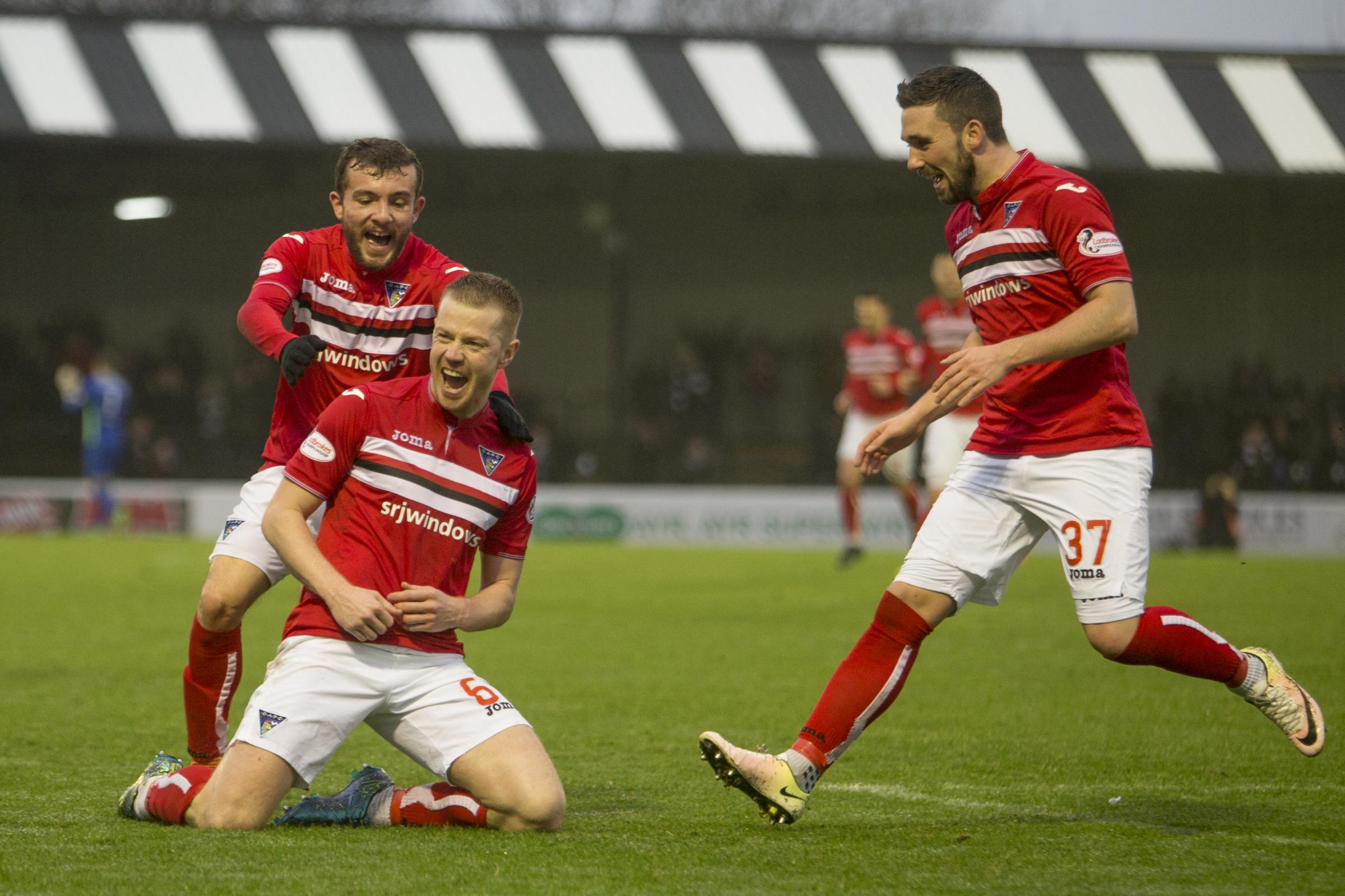 Geggan leaves Pars for Ayr