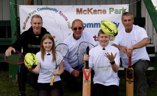 Image result for mckane park community sport hub