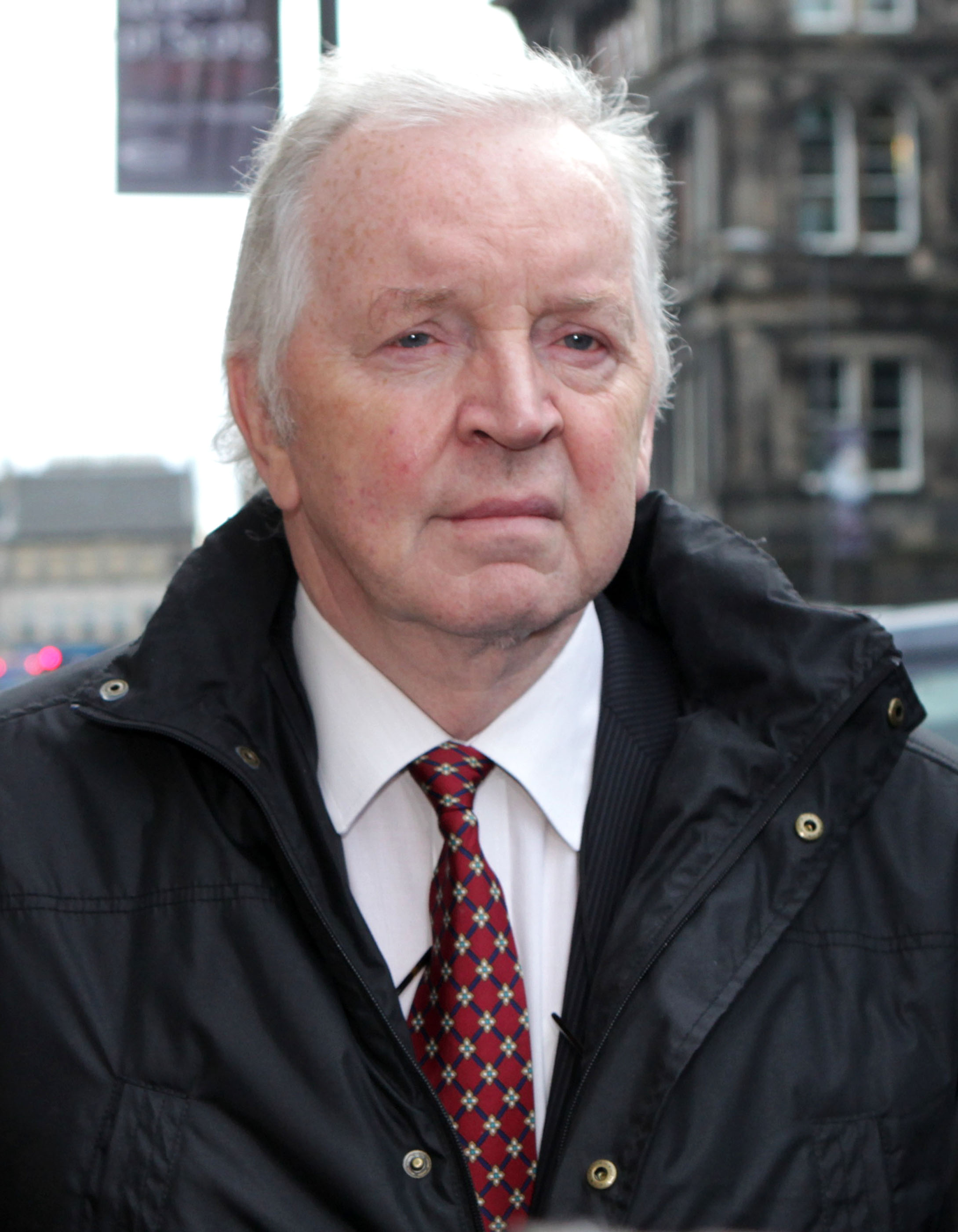 Disgraced former MSP Bill Walker publishes his story