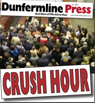 ScotRail hits back at criticism raised in Press' Crush Hour campaign