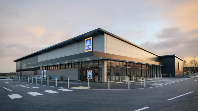 The supermarket is part of the £4 million Dalgety Bay Gateway and will be open from 8am to 10pm from Monday to Saturday, and 9am to 8pm on a Sunday.
