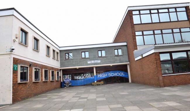 Woodmill is one of the high schools that Fife Council want to replace.