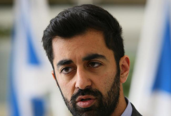 Humza Yousaf has admitted that ScotRail have
