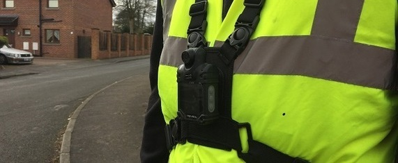 Body cameras help cut town centre trouble