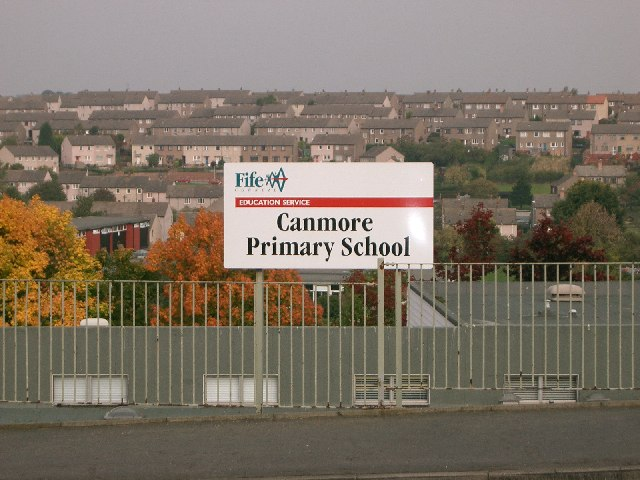 Proposals for 30 flats near Canmore Primary School