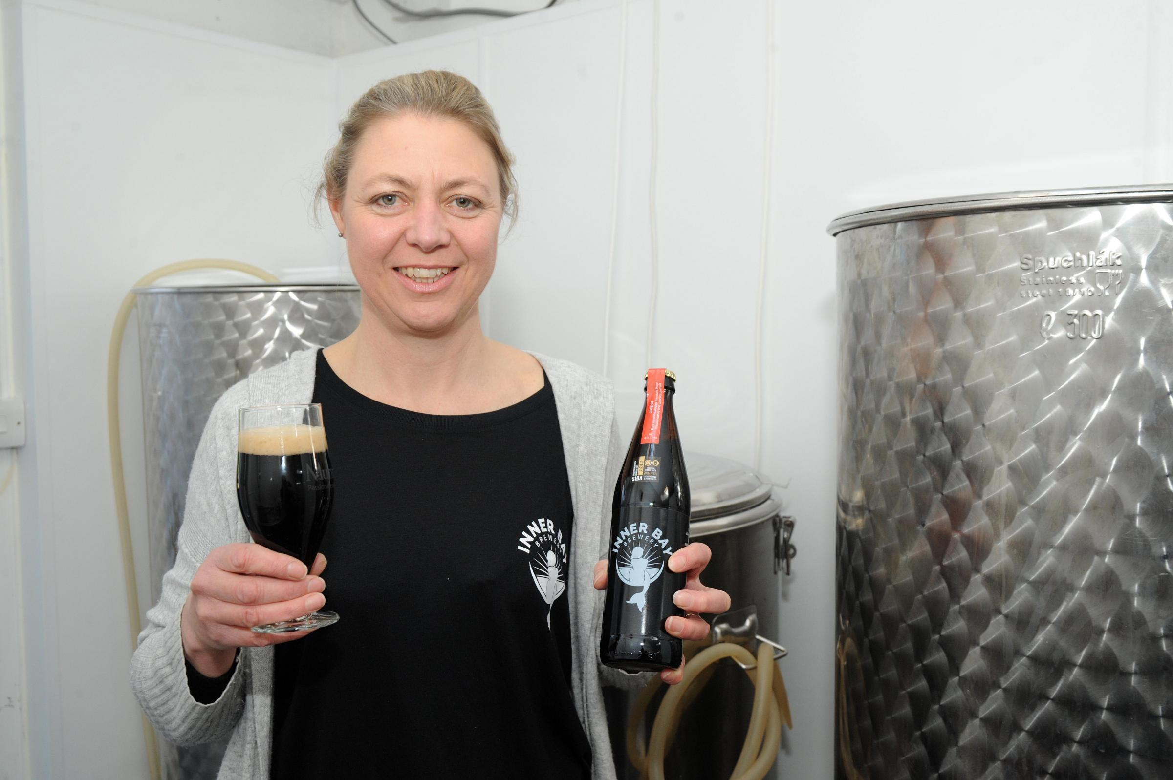 All hail to mum's ale as Inverkeithing brewery wins award