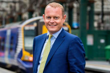ScotRail boss Alex Hynes