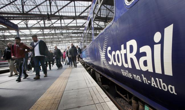 'My business has suffered because of ScotRail'
