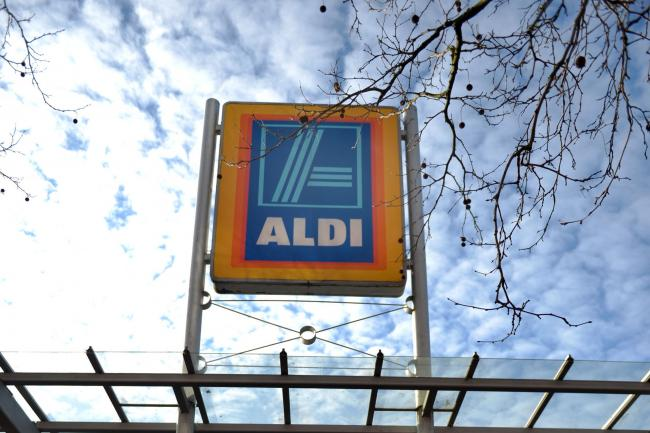 Pensioner hurt after Aldi incident