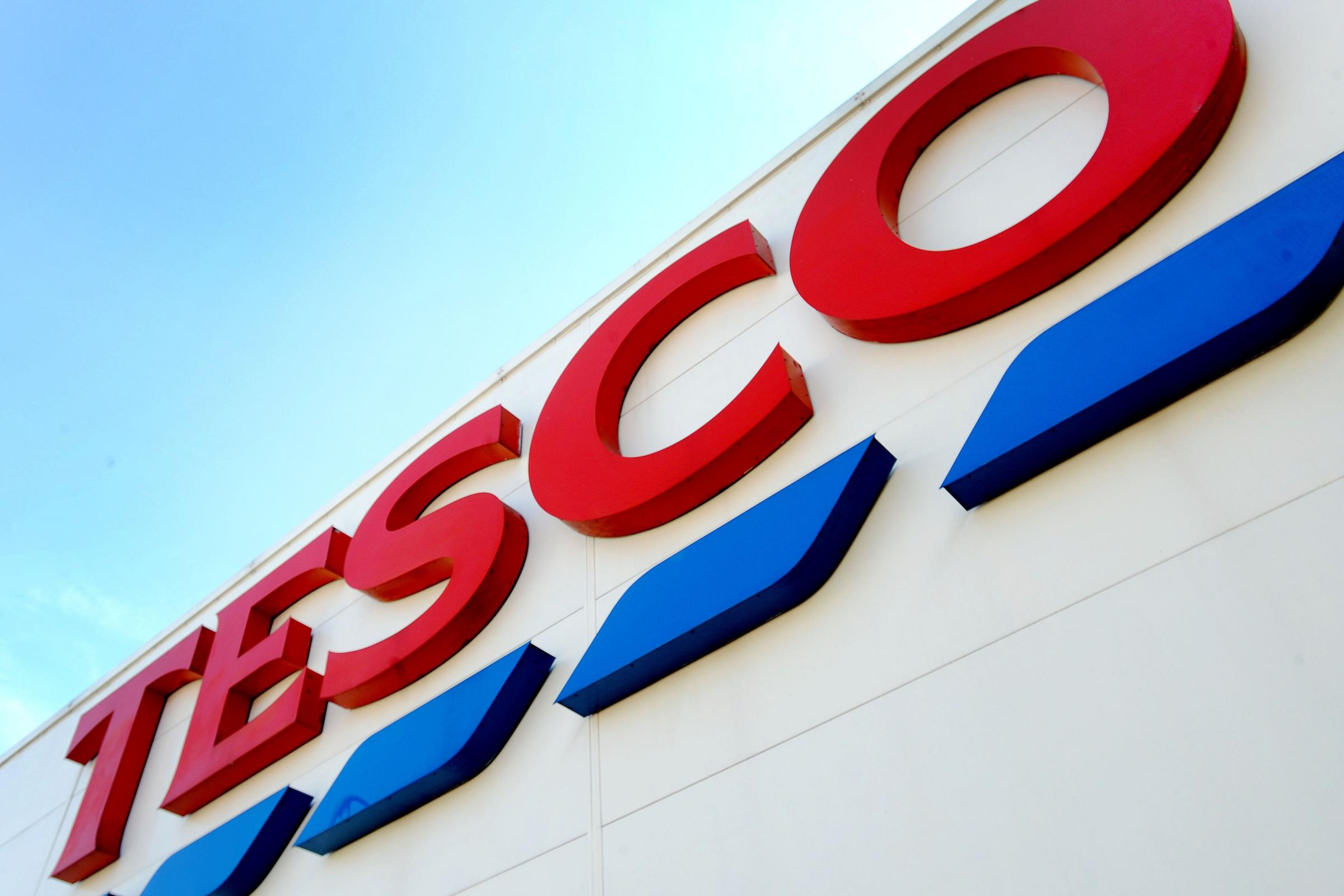 Children left in car after man crashed into Tesco