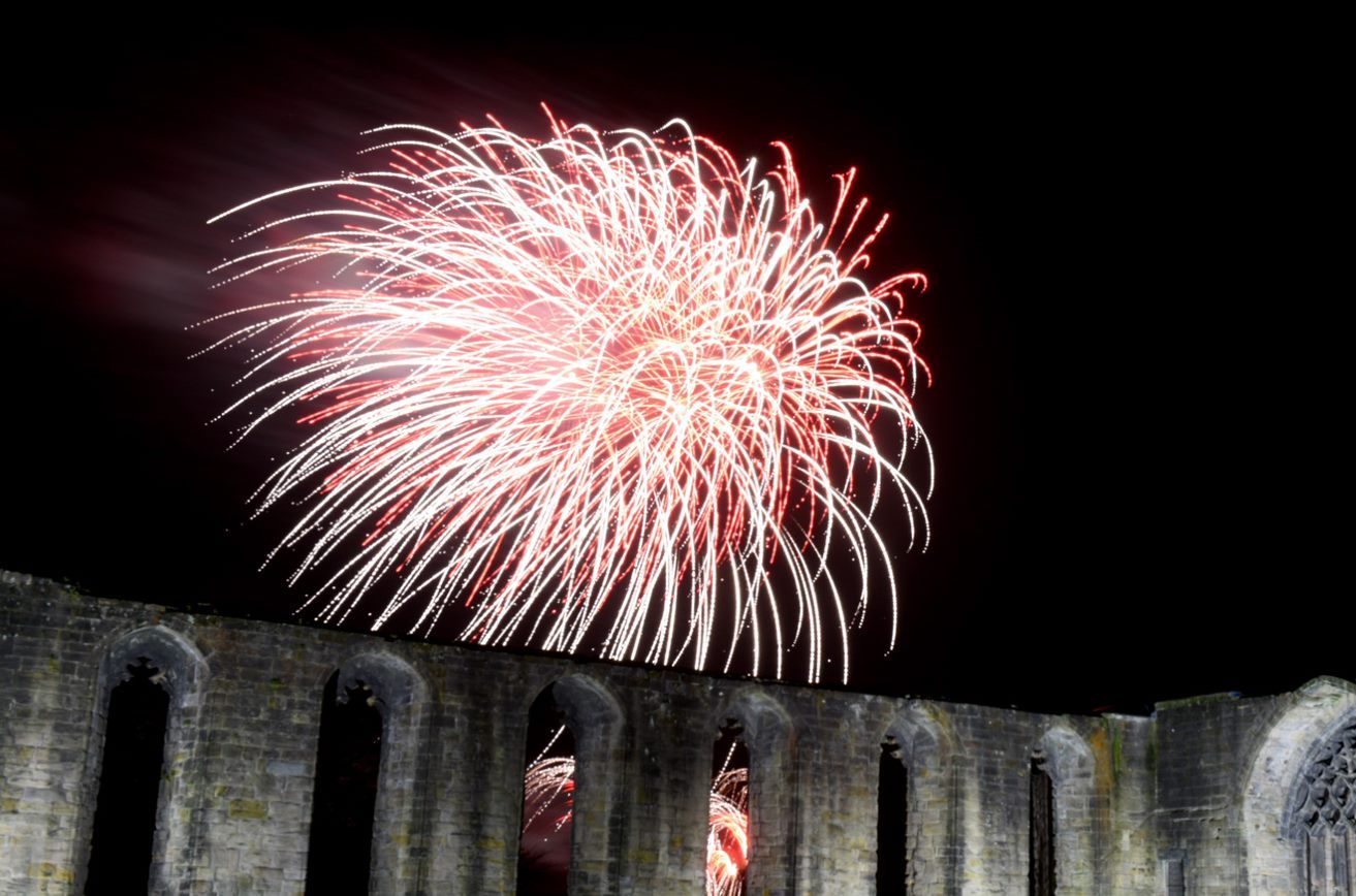 Dunfermline Fireworks is on Saturday November 3 in Pittencrieff Park.