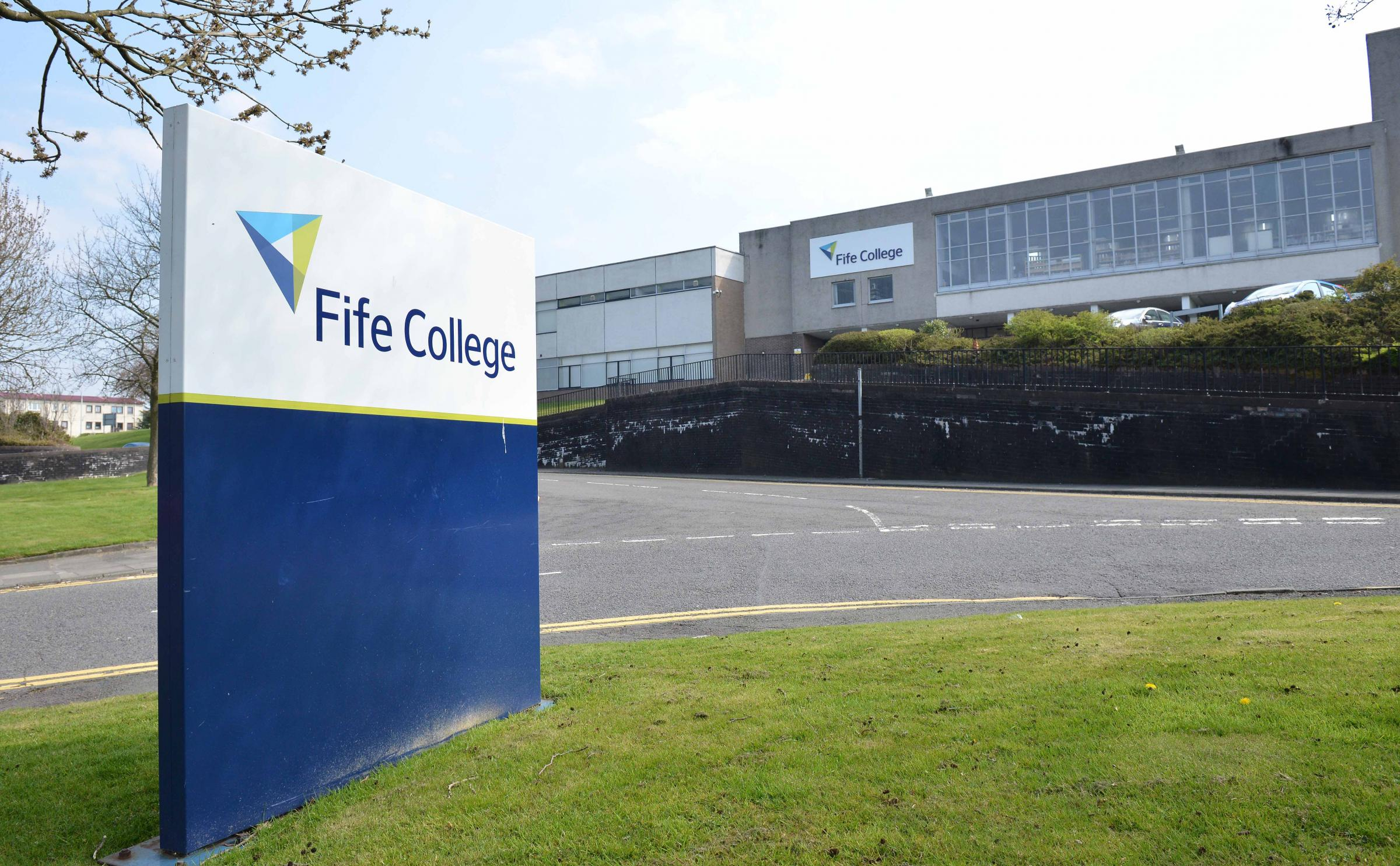 Second strike day to affect Fife College students