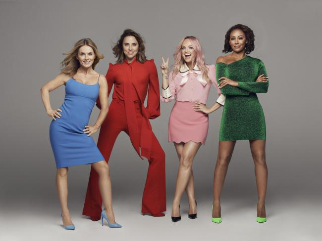 Extra seats for Spice Girls concert