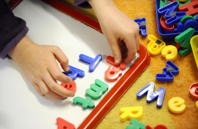 Children of nightshift workers are not eligible for childcare places (c) Dominic Lipinski/PA Wire