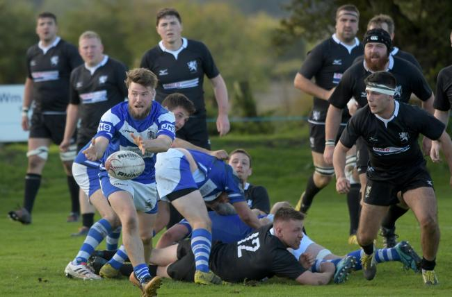 An epic battle took place as Dunfermline and Strathmore clashed in the Caledonia Regional Shield.