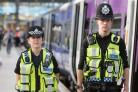 Police investigate hate crime after sectarian and offensive songs on train