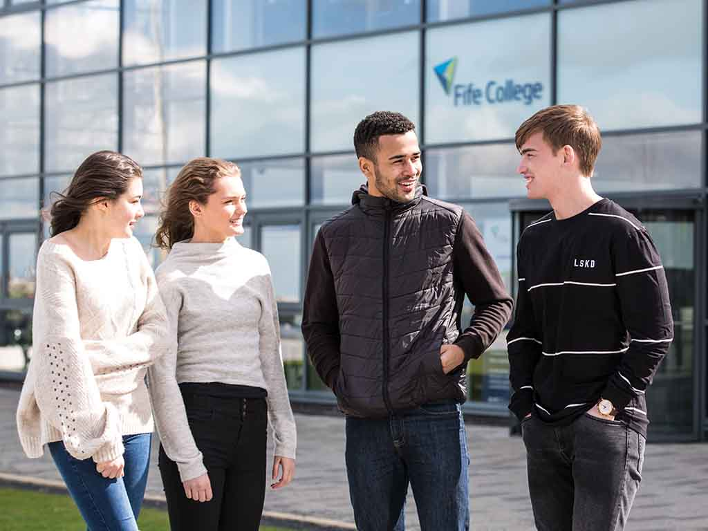 Commercial Feature: Looking for a fresh start to 2019? Make it yours with Fife College