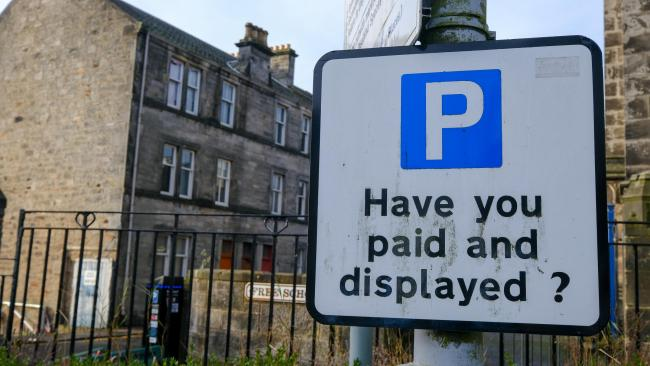 Woman in court for drug-dealing in Dunfermline car park