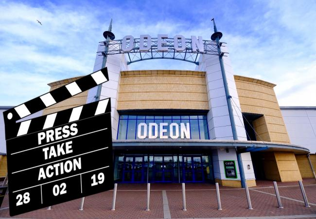 The success of our campaign has captured the imagination of a group of volunteers who have now created the Dunfermline Cinema Project.