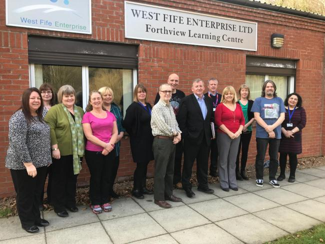 West Fife Enterprise Forced To Close After Funding Bid Fails Dunfermline Press