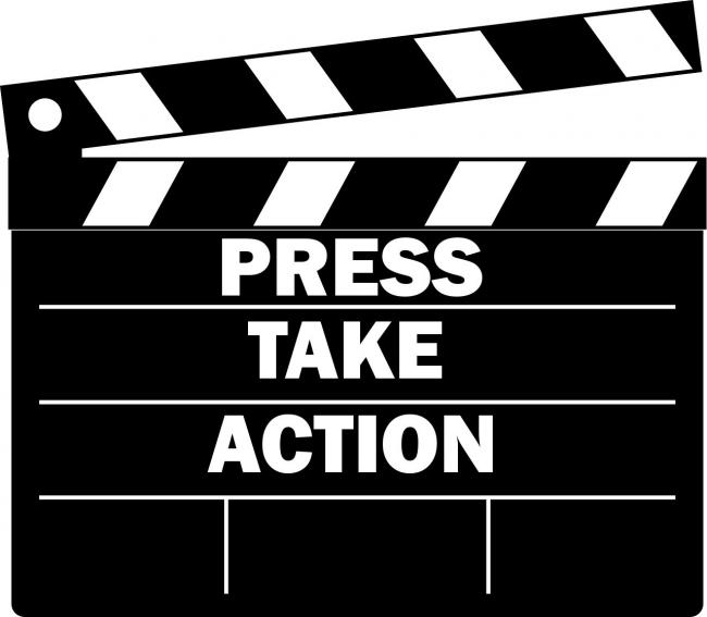 Our Press, Take, Action! campaign launched in February, inspiring calls for a community cinema in Dunfermline.