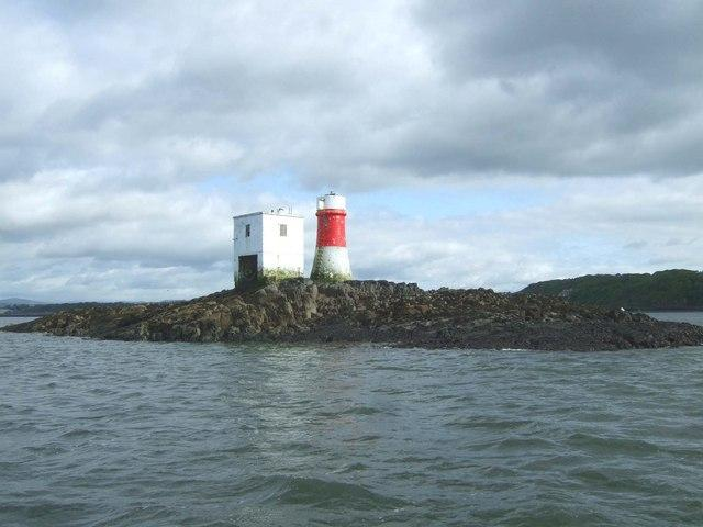 Historic lighthouse could be rebuilt in Dalgety Bay
