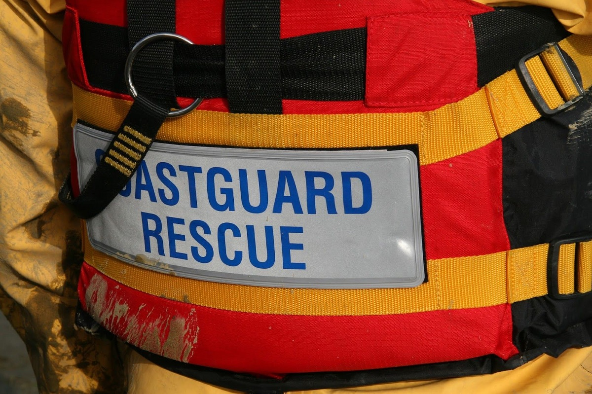 Coastguard helicopter called to help in search