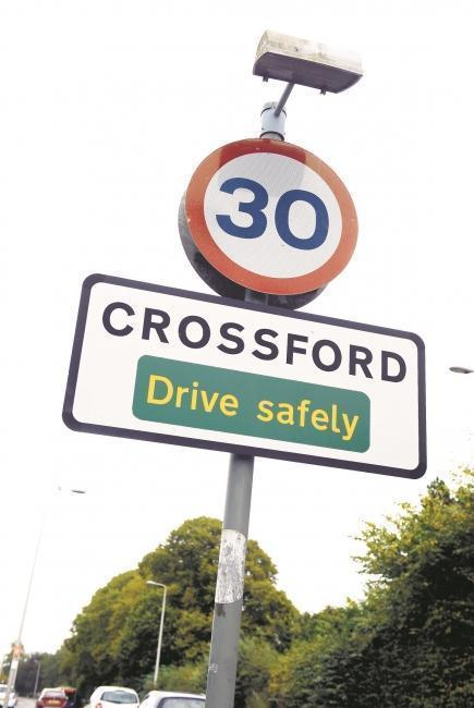 Plans for 200 homes in Crossford are expected to be approved.