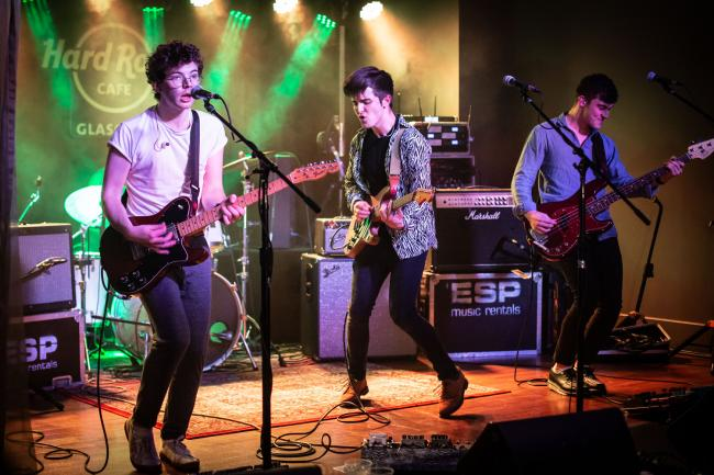 Dunfermline band Moonlight Zoo move closer to New York gig