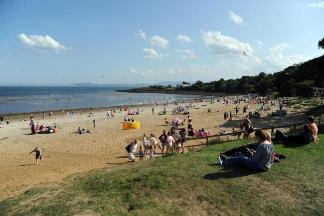 Police have warned pupils after trouble at Aberdour last year.