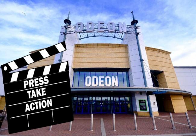 Screen pest. Growing support for Press campaign demanding price cuts from Odeon