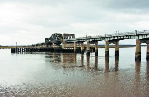 But more maintenance work ahead for Kincardine Bridge in 2021