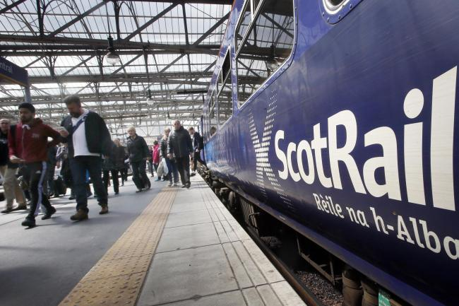 Holyrood ready to take over ScotRail franchise