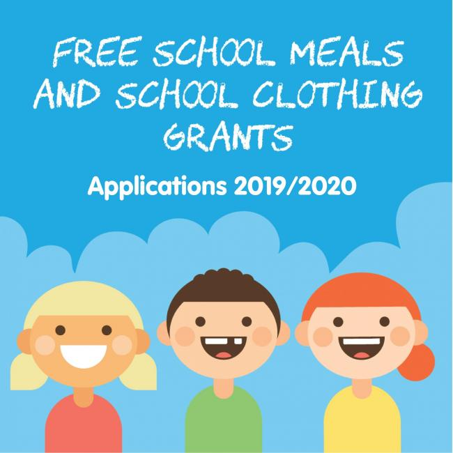 Fife Council are encouraging families on low income to apply for free school meals and help buying clothes.