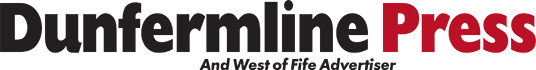 Dunfermline Press Logo